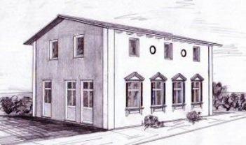 Gründerzeit-Bürgerhaus P 10 - Entwurf für Planhaus Berlin